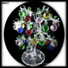 cristal d'arbre nouveau crystal apple