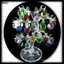 new crystal apple tree crystal