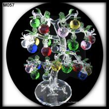 Новый кристалл яблоко дерево кристалл