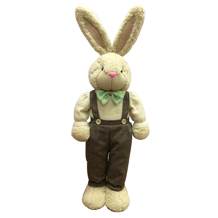 Easter Rabbits Plush Animals Toys