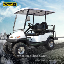 2 Seater Utility Electric Car Lifted Chassis Battery Golf Cart
