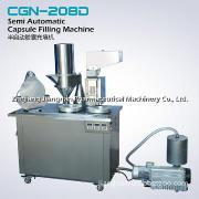 Semi Automatic Capsule Filling Machine (CGN-208D)