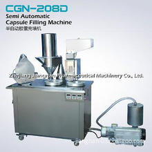 Semi Automatic Capsule Filling Machine (CGN-208D)