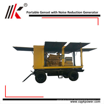 70kw 90 kva stiller Dieselgenerator, tragbarer Dieselgenerator, Dieselgenerator nigeria Generatorpreis für Verkauf