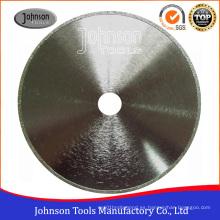 Hoja de sierra de diamante galvanizada Od100mm