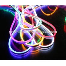 Горячая распродажа 110 В/220 В гибкий трубопровод СИД неоновый свет веревочки для свадьбы Рождество дома украшения бар свет