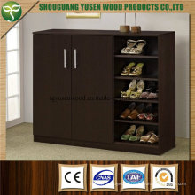 Cheap Price Wood Panel Shoe Cabinet/Shoe Storage