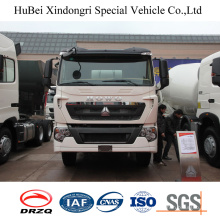 5 Cbm Sinotruck HOWO Euro 4 6X4 Concrete Mixer Truck