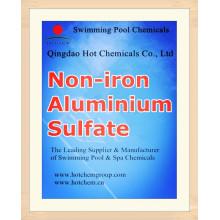 Industrial Grade Flocculant Iron Free Aluminium Sulfate CAS 10043-01-3