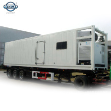 Tianjin LYJN 40ft reefer refrigerado congelador recipiente