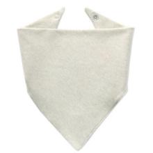 Babero de algodón orgánico