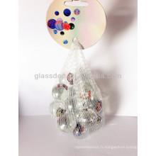 Marbre en verre, marbre jouet
