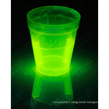 Wine Bar Glow Plastic Cup