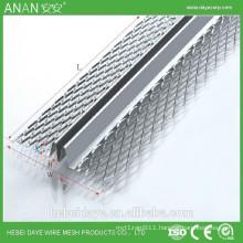 high quality stucco metal aluminium corner bead for concrete