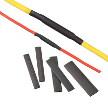 Adhesive-lined Dual Wall Heat Shrink Tube Flexible Insulation Heat Resistant Tube