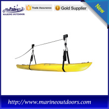Best Price on for Kayak Rack Heavy Duty Garage Utility Canoe and Kayak Storage Lift supply to Kyrgyzstan Suppliers