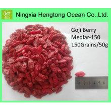 Kommen Sie und Antioxidantien Früchte Goji Berry, um fit zu bleiben