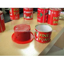 Boa qualidade e preço barato colar de tomate, tipo de molho Fabricação de 2016 tomate fresco