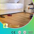 Commercial 12.3mm E1 Mirror Beech Waxed Edged Laminated Flooring