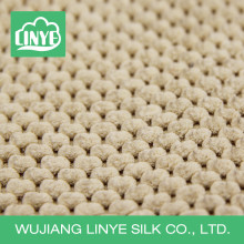 all pantone color 100%polyester corduroy fabric for home textile