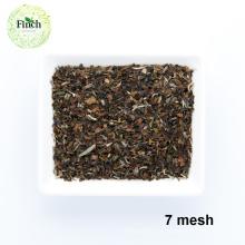 Poudre blanche de thé de catégorie supérieure de pinson 7 mailler fournir l'échantillon