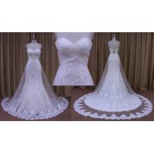Venda quente de verão vestido de noiva