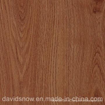 Material de construcción Recubrimiento UV Recubrimiento de suelo de PVC WPC Vinilo
