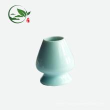 Novo Design Porcelana Whisk Stand Cor Azul Céu