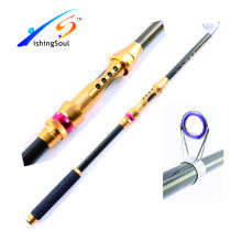 TSR064china carbon fiber fishing rod blanks telescopic fishing rod spinning