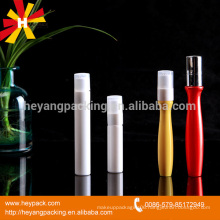 PET empty stainless steel roll on bottles