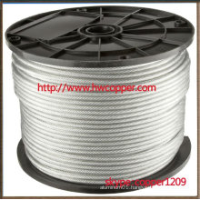 Galvanized Steel Wire Core For ACSR Earth Wire