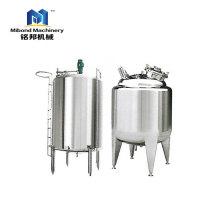 Tanque de almacenamiento químico de alta calidad Tanque de almacenamiento de champú líquido