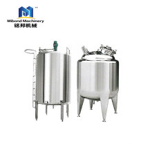 High Quality Chemical Storage Tank Liquid Shampoo Storage Tanks