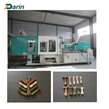 Alligator Dental Dog Chews Injection Molding Machine