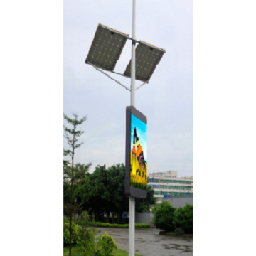 P6 Light Pole LED-Anzeige