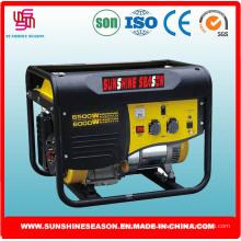 6kw Grupo electrógeno para el suministro doméstico con CE (SP15000)