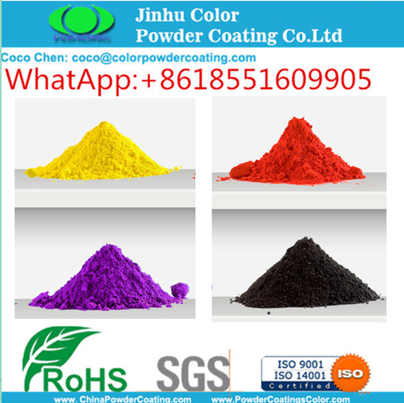 Electrostatic Spray RAL 9016 White Powder Coating Paint