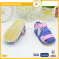 2016 hot sale summer baby sandal wholesale lovely kids sandals