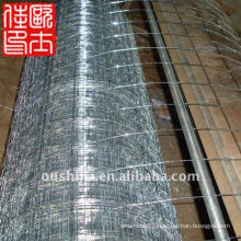protecting galvanized welded wire mesh rolls