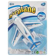 Regalo de promoción Pull Back Airplane