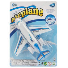 Promotion Gift Pull Back Airplane Toy Plane Airliner