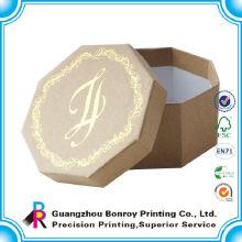 Cajas de joyería baratas de cartón personalizado de fábrica OEM al por mayor