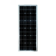Luz de calle LED solar integrada de 70w