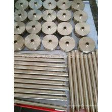 Bienvenue personnalisés différents types de partie CNC en laiton