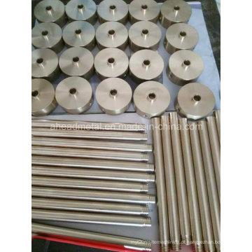 Boas-vindos personalizados diferentes tipos de latão CNC parte