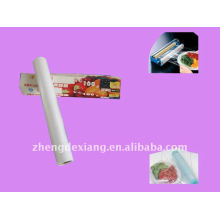 HOT!!! PE cling film for fresh food wrapping