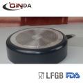 vente chaude cuivre revêtement poêle à frire