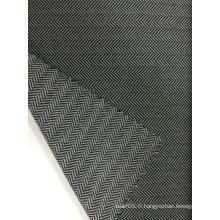 Tissu en nylon jacquard en nylon à chevrons en nylon