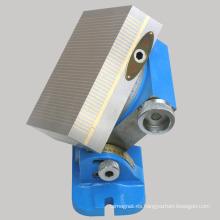 Mandril magnético permanente de corte de alambre