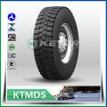 DOPPELTES GLÜCK DR909 295 / 80R22.5 RADIAL-LKW-REIFEN, dauerhafte LKW-Reifenpreise, LKW-Reifengröße